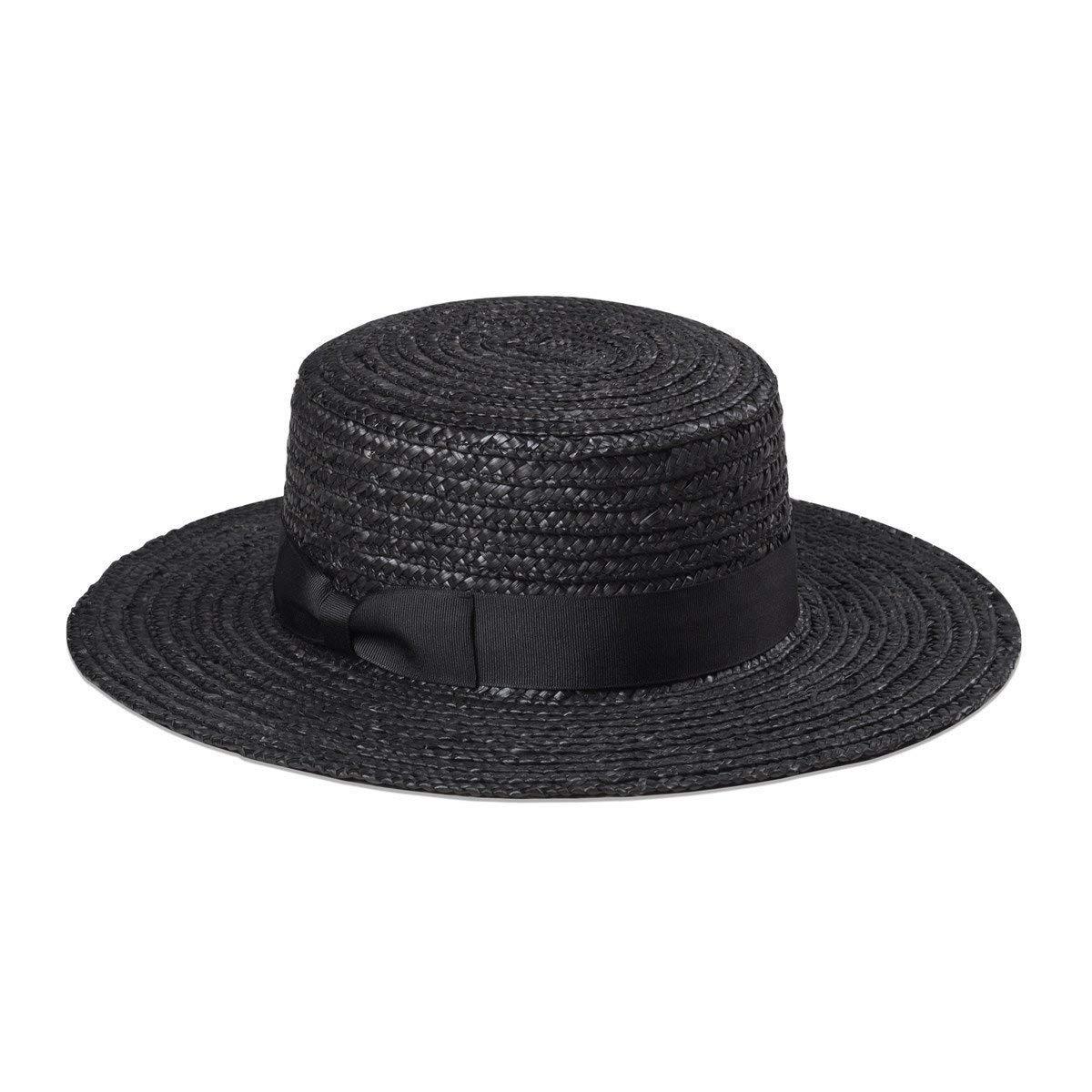 Lack of Color Women's Spencer Noir Hat (Small / 55cm, Black)