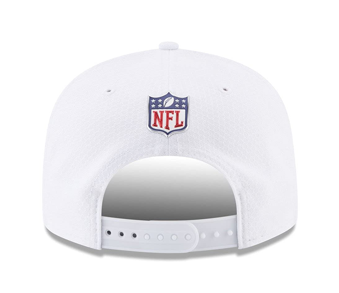 Amazon.com   New Era 9Fifty Hat NFL 2017 On Field Color Rush Official  Adjustable Snapback Cap (One Size 97fd0ccec