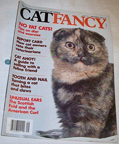Cat Fancy September 1990 Volume 33, Number 9 ()