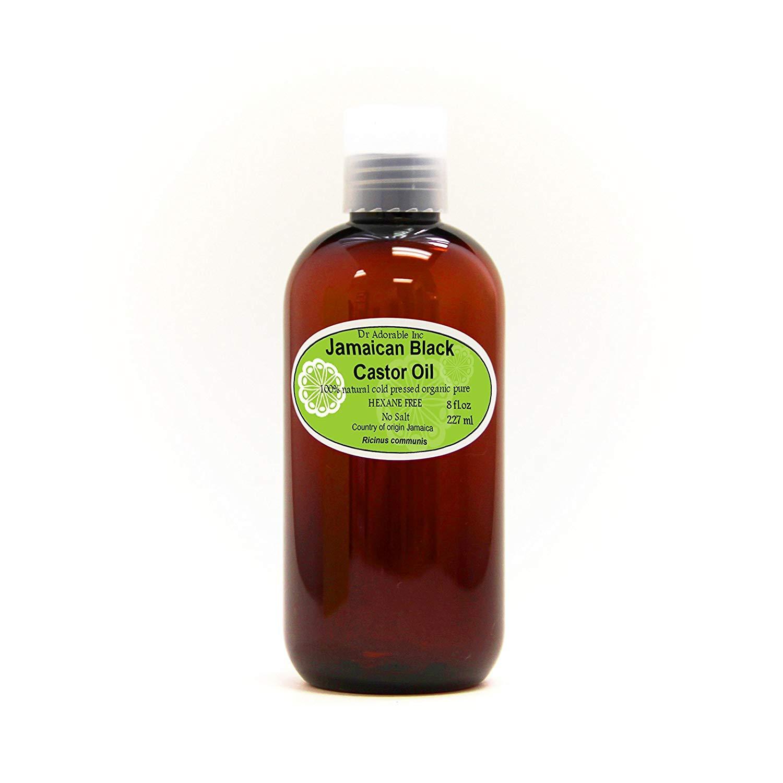 Amazon.com: Negro aceite de ricino Premium de Jamaica mejor ...