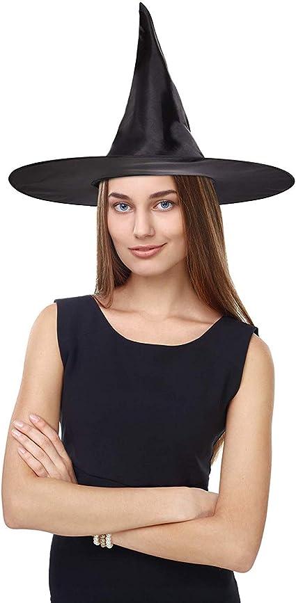 Judaca Sombrero Negro Accesorio Disfraz Party Fiesta Halloween ...