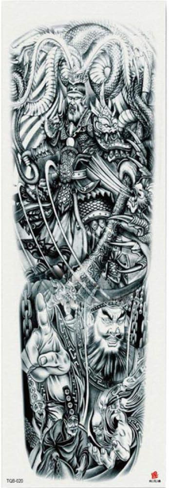 7pcs Pieza engomada del tatuaje del tatuaje con el pedazo de ...