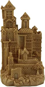 Connie N Randy 1 Assorted Sand Castle Figurine for Fairy Garden or Castle Garden