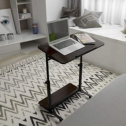 HomeSailing - Mesa de escritorio ajustable para ordenador portátil ...
