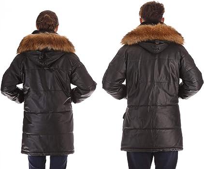 N3B USARMY Military Sheep Leather Jacket Polar Fur Duck DOWN90/% Coat Snorkel Parka Hood Cold Weather Wusuli Raccoon Wolf Man