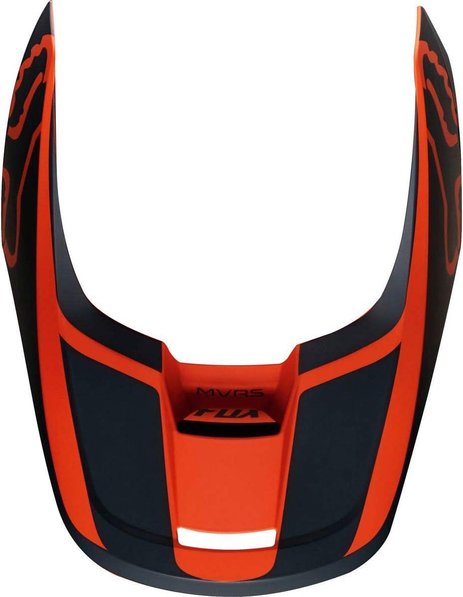 Navy//Red//Large Fox Racing Przm Visor Mens MX19 V1 Off-Road Motorcycle Helmet Accessories