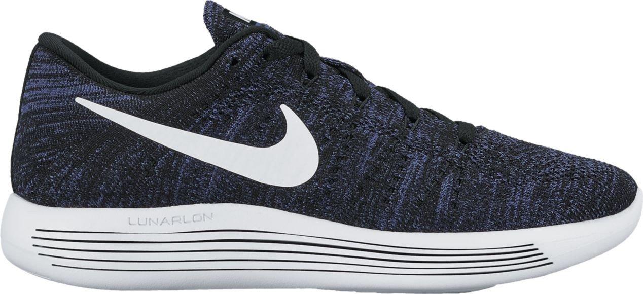 Nike LUNAREPIC LOFLYKNIT womens running-shoes 843765-005_5 - BLACK/WHITE-DK PURPLE DUST