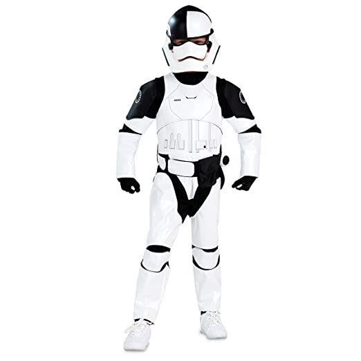Star Wars Stormtrooper Costume for Kids The Last Jedi Size 5/6  sc 1 st  Amazon.com & Amazon.com: Star Wars Stormtrooper Costume for Kids The Last Jedi ...
