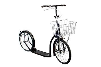 Amish-Made Deluxe Kick Scooter Bike - Rueda de 16 Pulgadas ...