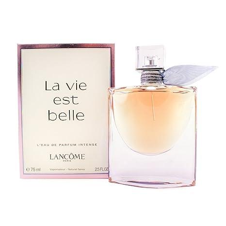 25d5187fab5 Buy Lancome La Vie Est Belle L'Eau De Parfum Intense Spray 75ml Online at  Low Prices in India - Amazon.in