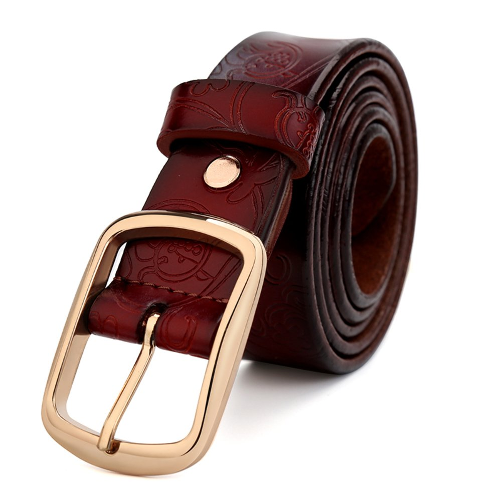 45inch Leisure Joker Belt//Fashion Decorative Belt Youth-A 115cm