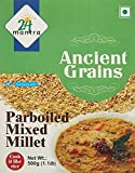 24 Mantra Organic Parboiled Mixed Millet - 500 Gms - 2 Pack