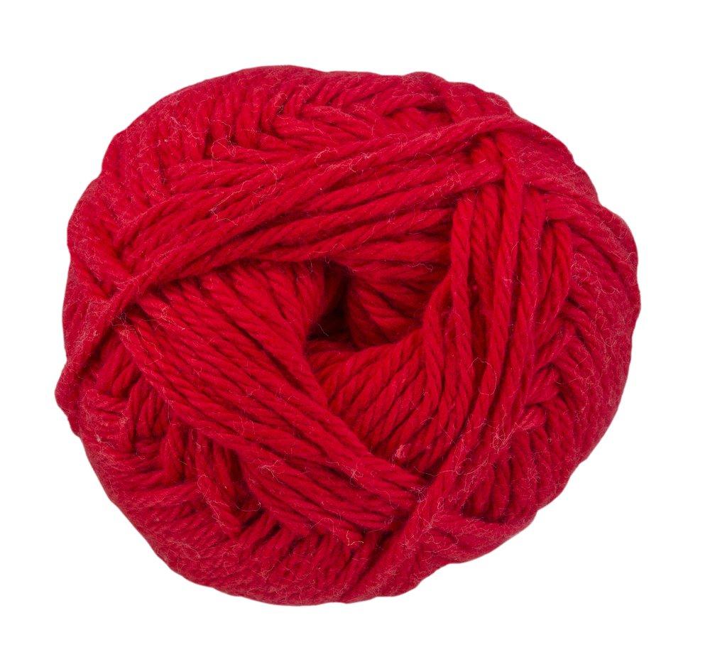 Red Heart Scrubby Smoothie Brite Pink Yarn,