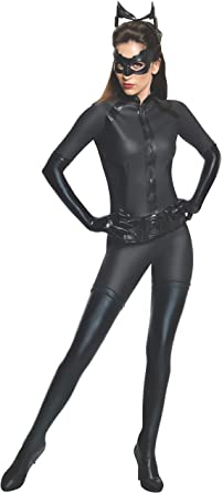LICENSED GRAND HERITAGE BATMAN CATWOMAN DARK KNIGHT ADULT WOMENS COSTUME