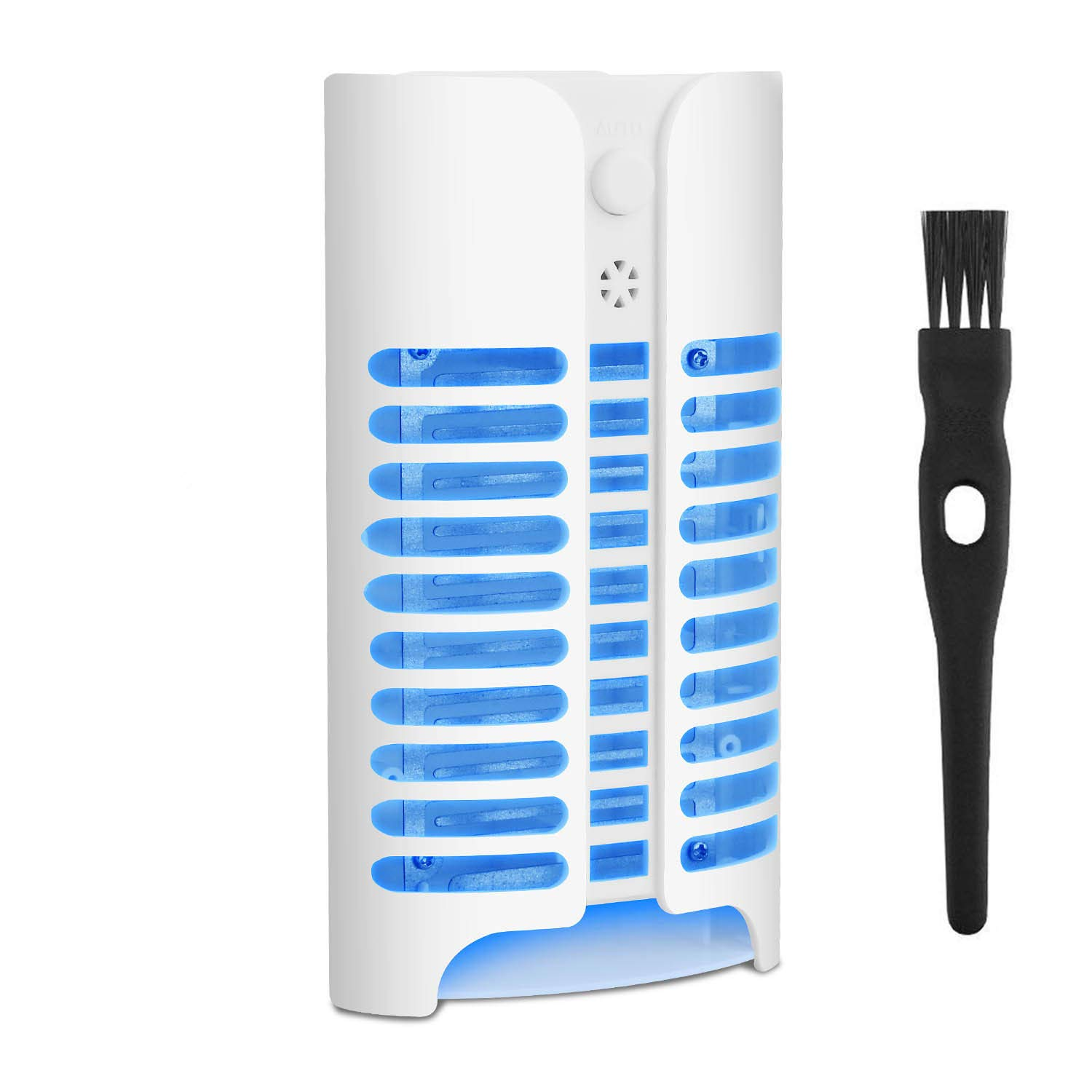 Sherryli Bug Zapper Light, Mosquito Insect Killer, 4W Plug in Electric Indoor Mosquito Trap for Home Yard Garden Patio Office Store