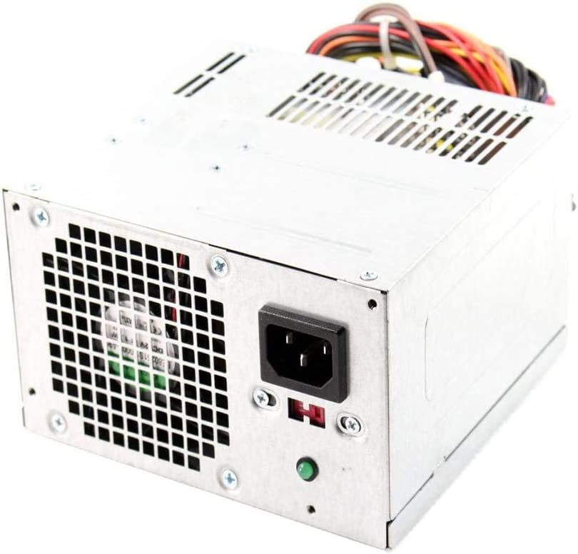 350W Power Supply Unit for Dell Vostro 460 Desktop Tower Systems 9J0VD D350PD-00 (Certified Refurbished)
