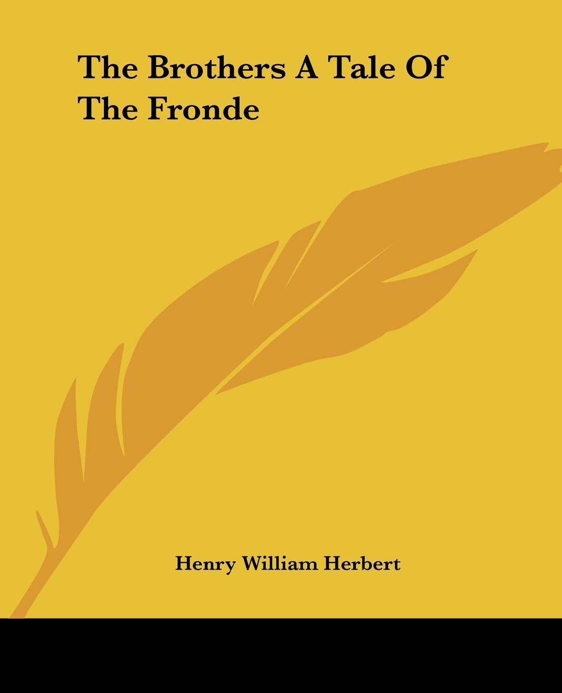 Read Online The Brothers A Tale Of The Fronde pdf