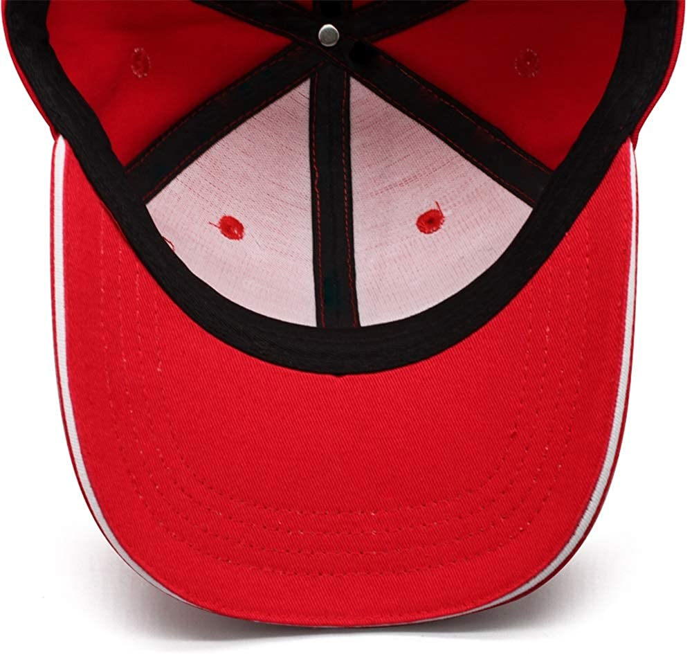 Mans Womens Jim-Beam Cap Designed Hat Baseball Caps