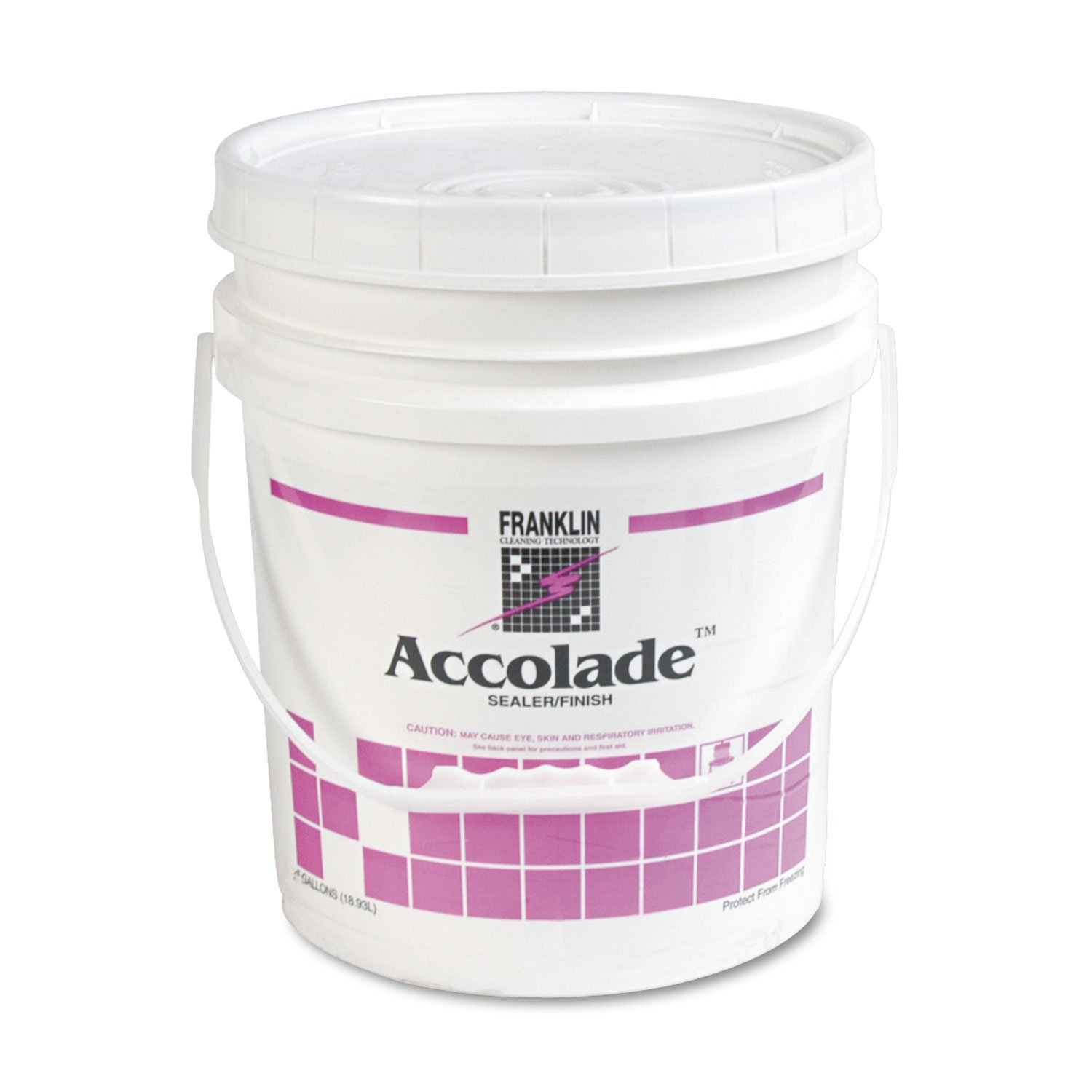 Accolade Floor Sealer, 5 gal Pail by FRNKLN (Catalog Category: Office Maintenance, Janitorial & Lunchroom / Cleaning Supplies)