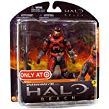 Halo Reach McFarlane Toys Series 1 Exclusive Action Figure BRICK / STEEL Spartan Mark V B (Male)