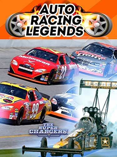 Auto Racing Legends - The Super Chargers