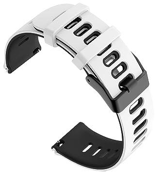 Cobar para Galaxy Watch Active 2 Correa, Universal de 20 mm ...