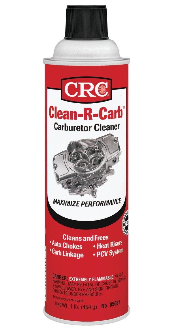 CRC 05081 Clean-R-Carb Carburetor Cleaner - 16 Wt Oz by CRC (Image #1)