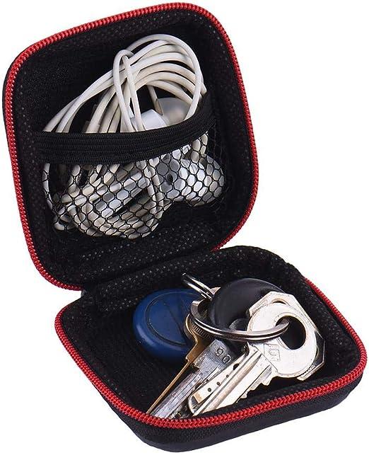 yizhi2325 Estuches para audífonos de EVA, Estuche de Cuero rígido para Llevar los Cascos neutrales Estuche de Transporte Anti-presión a Prueba de Golpes: Amazon.es: Hogar