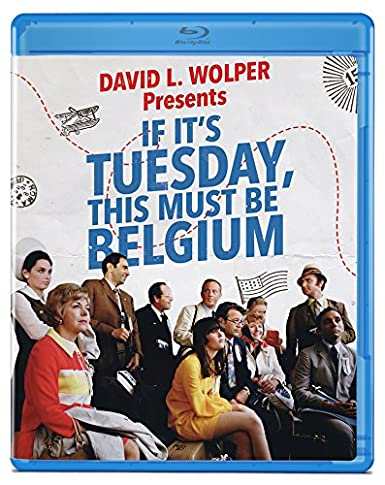 If It's Tuesday This Must Be Belgium [Blu-ray]