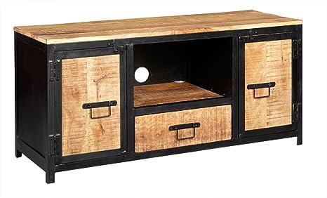 Asia Dragon Cosmo mueble TV - madera y metal - Muebles de ...
