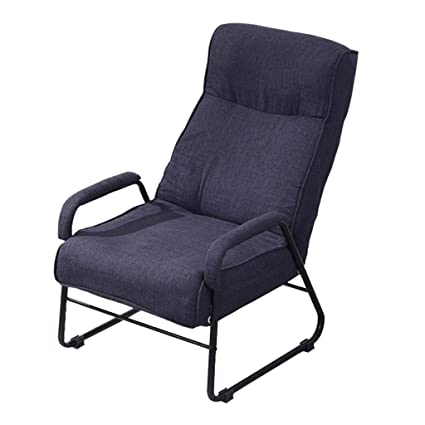 LI JING SHOP - Dormitorio de tela plegable individual Chaise Longue Chaise Longue Leer on chaise furniture, chaise recliner chair, chaise sofa sleeper,