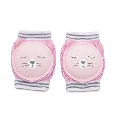 BLUEDOG BABY Character Baby Knee Pads, Crawling Anti-Slip Knee for Unisex Baby