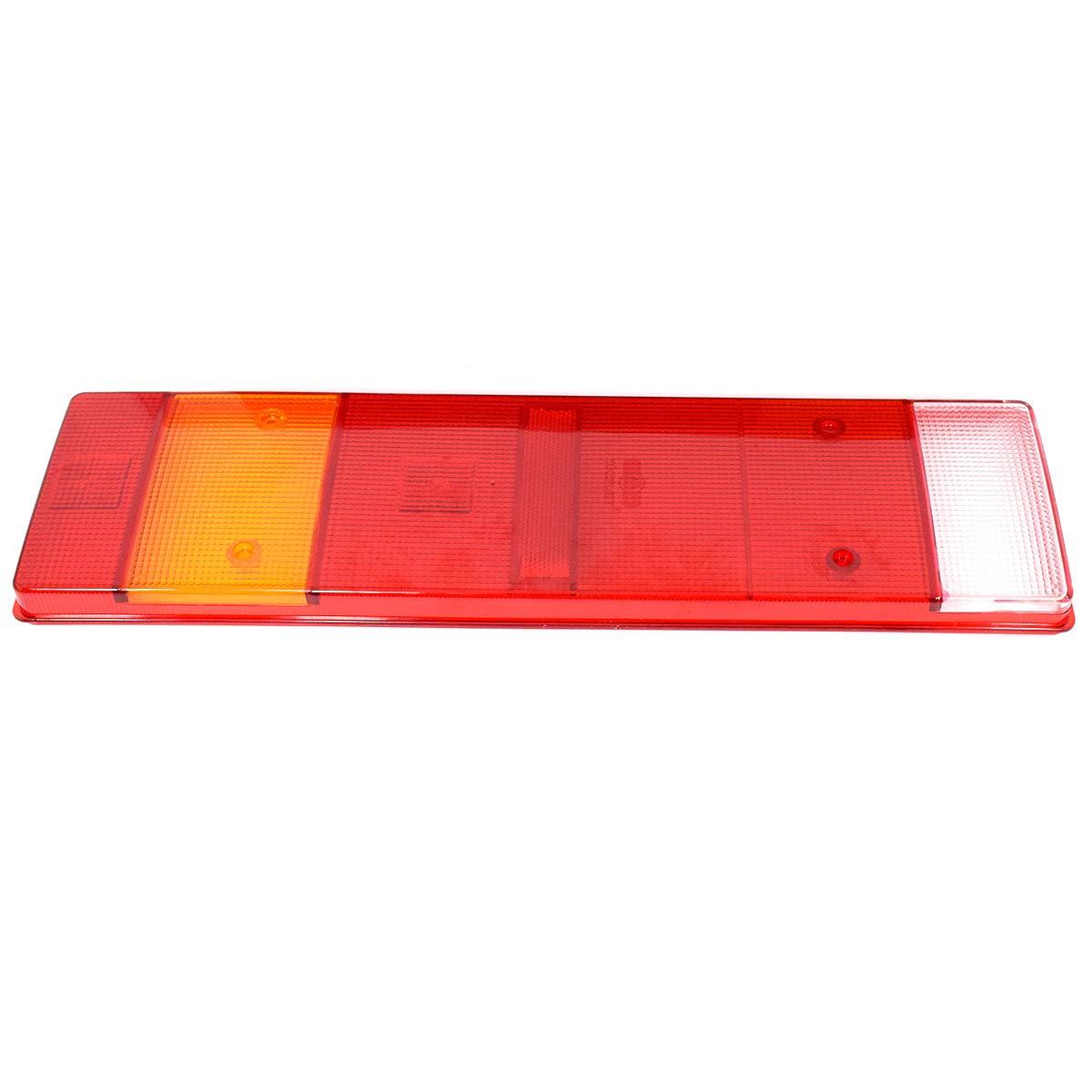 1 x luce posteriore in vetro