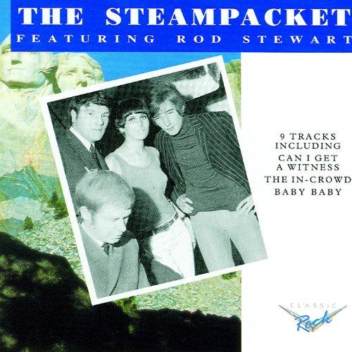 The Steampacket / Rod Stewart / Julie Driscoll / Brian Auger Trinity