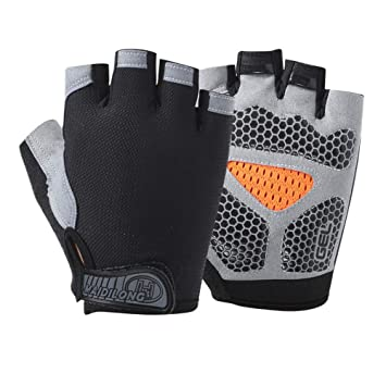 Summer Men/Women Fitness Gloves Gym Weightlifting Cycling ...