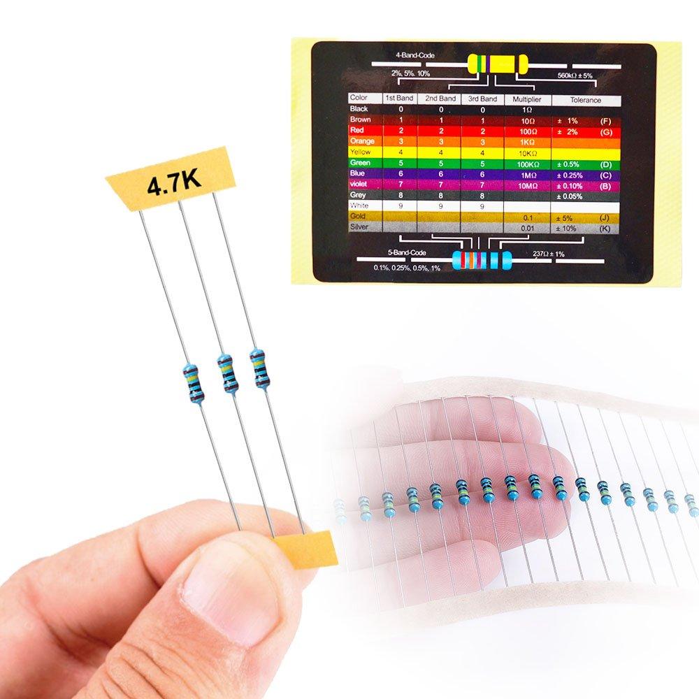 KEYESTUDIO Ds18b20 Digital Temperature Sensor(Waterproof)+4.7k Resistor Kit 3 pack for Arduino To Measure The Temperature of the Air, Liquids Like Water and the Temperature of the Ground by KEYESTUDIO (Image #6)