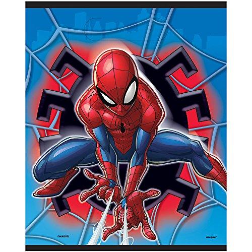 Unique Spider Man Party Loot Bags, 8