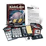 4M KidzLabs Fingerprint Kit - Spy Forensic Science