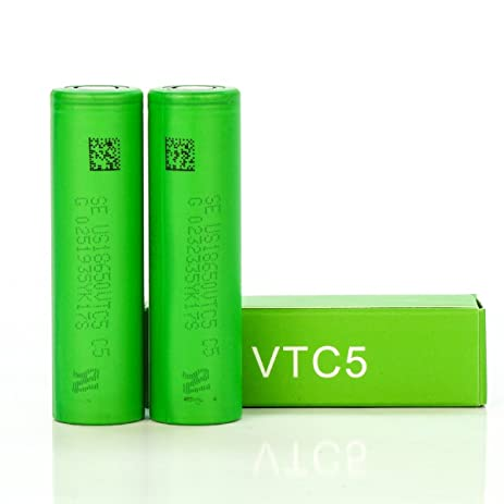 Sony VTC5 20A/30A 2600mAh Flat Top 18650 Battery - Genuine - Wholesale  Discount