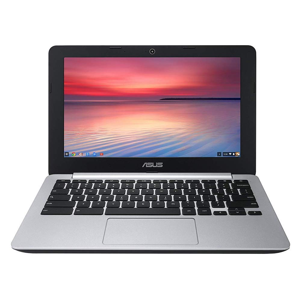 ASUS Chromebook C200MA-DS01 11.6 Laptop – Intel Bay Trail-M Celeron N2830 2.16 GHz , 2GB RAM, 16GB eMMC SSD, Chrome OS Renewed