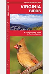 Virginia Birds: A Folding Pocket Guide to Familiar Species (Wildlife and Nature Identification) Pamphlet