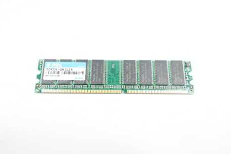 Amazon.com: Dsl DDR333 - Tarjeta RAM de 1 GB CL2.5 para ...