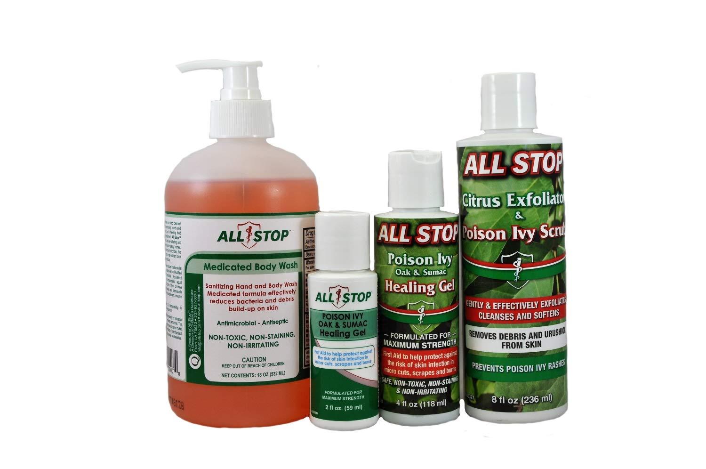 AllStop Poison Ivy Treatment - Wilderness Pack
