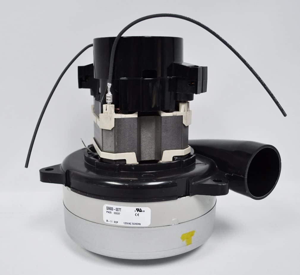 Central Vacuum Motor 6600-007-01 compatible with Electrolux CV-2