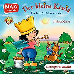 Der kleine König: Die lustige Ostereiersuche