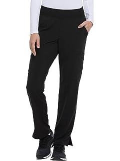 c2f4b0e7f4b Amazon.com: Dickies Scrubs Women's Elastic Waist Pant: Medical ...