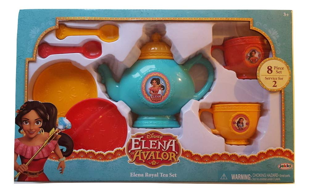 Elena of Avalor Royal Tea Set