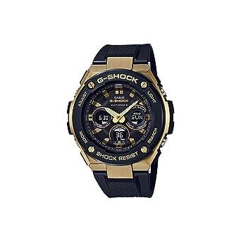 CASIO Reloj Hombre de Digital con Correa en Resina GST-W300G-1A9ER: Amazon.es: Relojes