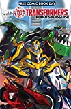 Transformers: Robots In Disguise Animated (2015-) #0: FCBD 2015