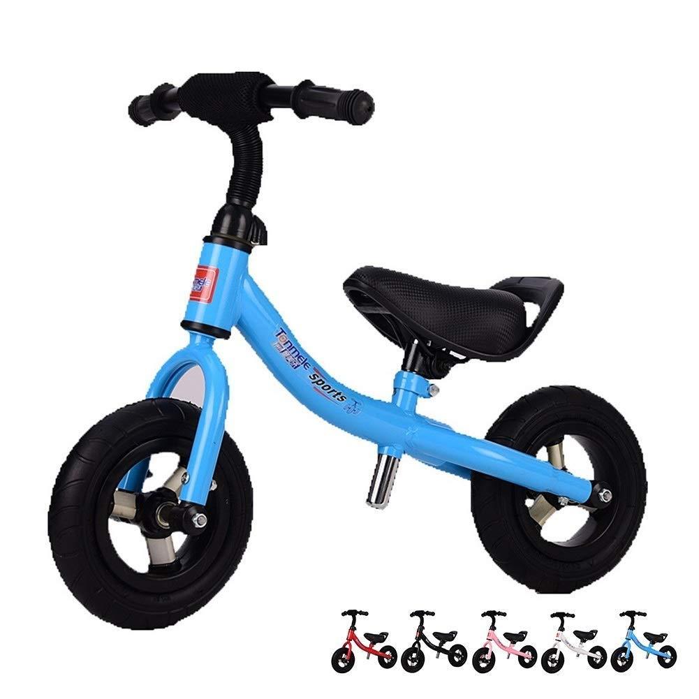 バランスバイク、子供1、2、3歳の男の子用ランニングバイク、調節可能なハンドルバーとシートバランス調整バイク、おもちゃ、ランニングウォーキングバイク、8